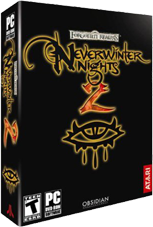 Neverwinter Nights 2 NWN2 Product Box