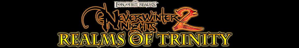 Neverwinter Nights 2, NWN2, Persistent Word, PW, Realms of Trinity